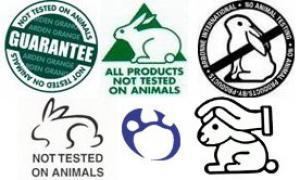 Орифлейм тестирует косметику на животных